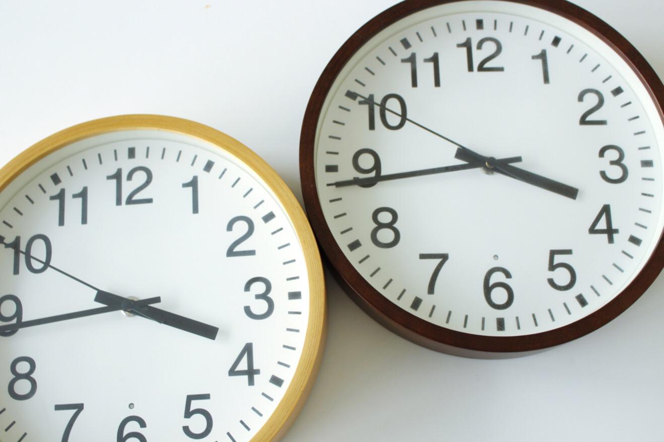 電波時計が便利すぎる…!家にある電波時計7個をまとめてご紹介します
